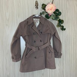 Stella McCartney for Gap Girls Trench Coat Size L
